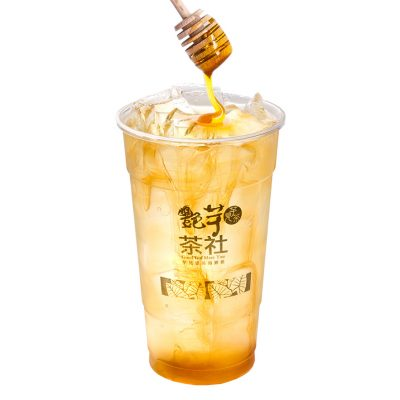 A104 - Honey Black / Green Tea