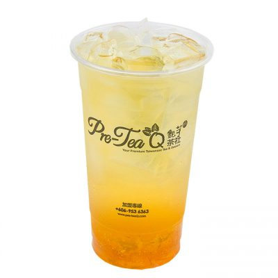 C101 - Citron Tea Soda