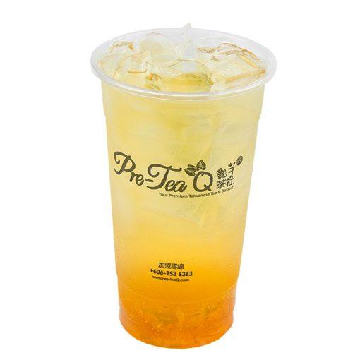 C101 - Citron Tea Soda