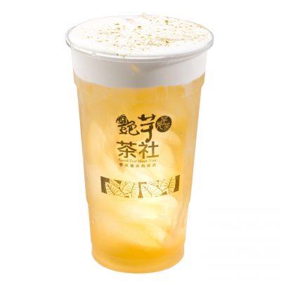 F103 - Melon Tea Milk Float
