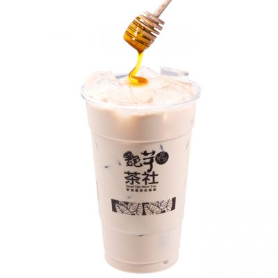 M105 - Honey Milk Tea
