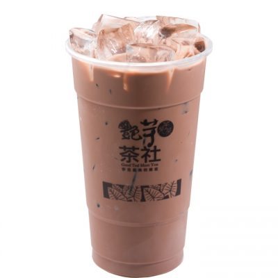 M106 - Hazelnut Chocolate Milk Tea
