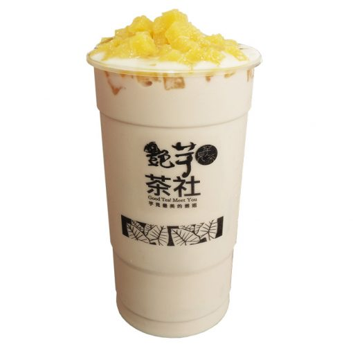 P102 - Pre-Tea Sweet PotatoQ Milk Tea