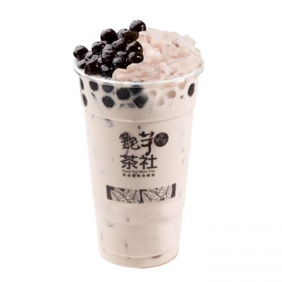 P105 - Pre-Tea Double Q Milk Tea