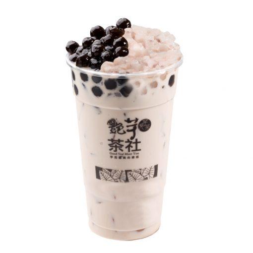 P105 - Pre-Tea DoubleQ Milk Tea