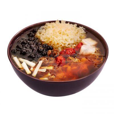 Q202 - Sea Amber Jelly + White Fungus Soup